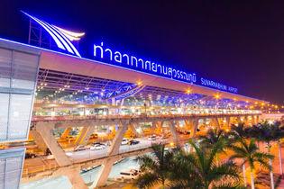素万那普国际机场
