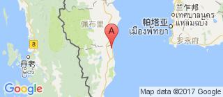 华欣的地图