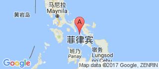 菲律宾的地图