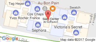 暹罗广场的地图