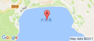 大东海的地图
