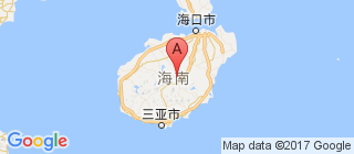 海南的地图