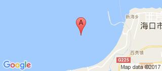 海口的地图