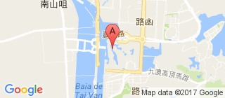 路环岛的地图