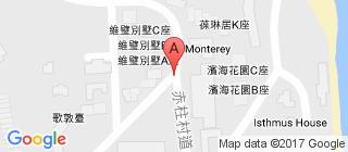 赤柱的地图