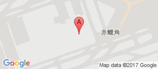 香港国际机场的地图