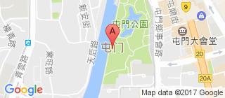 屯门的地图