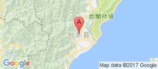台东的地图