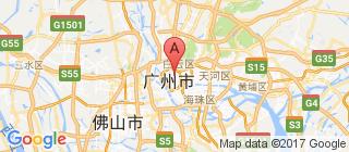 广州的地图