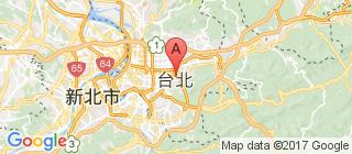 台北的地图