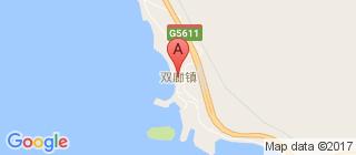 双廊的地图