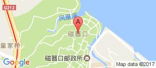 磁器口的地图