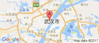 武汉的地图