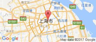 上海的地图