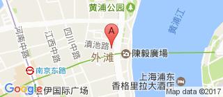 外滩的地图