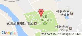 岚山的地图