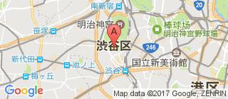 涩谷的地图