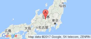日本的地图