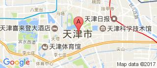 天津的地图