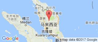 马来西亚的地图