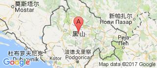 黑山的地图