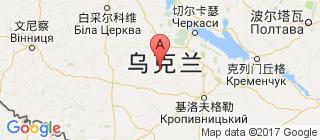 乌克兰的地图