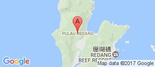热浪岛的地图