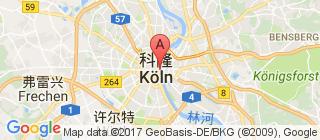 科隆的地图