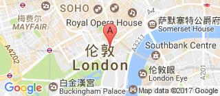 伦敦的地图