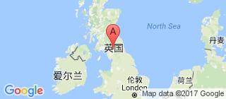 英国的地图