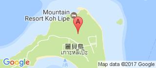 丽贝岛的地图