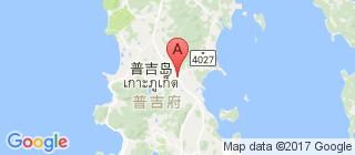 普吉的地图